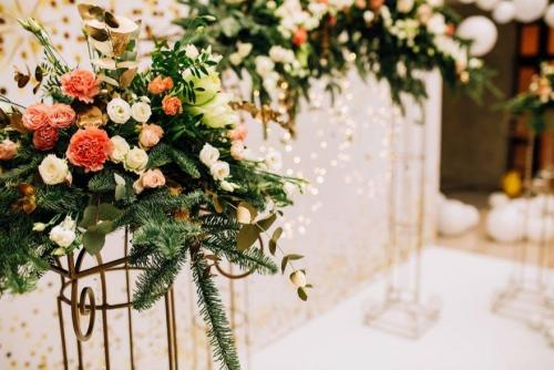 August wedding flowers Carnation